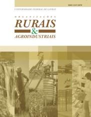 Visualizar v. 23 (2021): Organizações Rurais & Agroindustriais